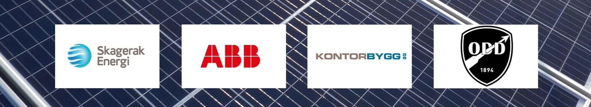 Logoer av samarbeidspartnerne